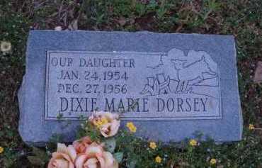 DORSEY, DIXIE MARIE - Madison County, Arkansas | DIXIE MARIE DORSEY - Arkansas Gravestone Photos