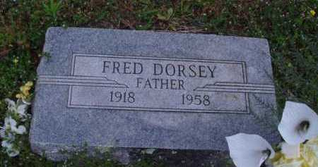 DORSEY, FRED - Madison County, Arkansas | FRED DORSEY - Arkansas Gravestone Photos