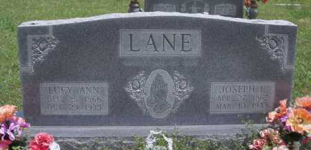 LANE, LUCY ANN - Madison County, Arkansas | LUCY ANN LANE - Arkansas Gravestone Photos