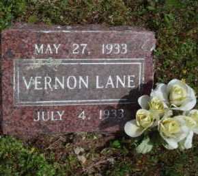 LANE, VERNON - Madison County, Arkansas | VERNON LANE - Arkansas Gravestone Photos