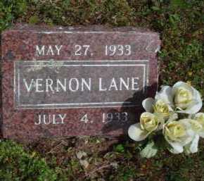 LANE, VERNON - Madison County, Arkansas | VERNON LANE - Arkansas Gravestone Photos