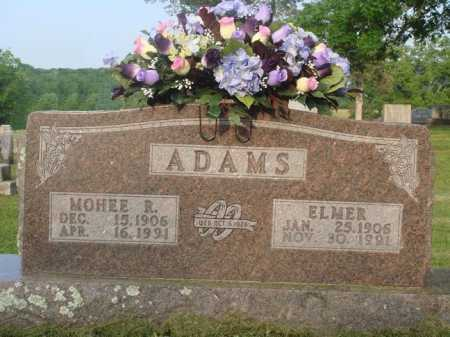 ADAMS, ELMER - Marion County, Arkansas | ELMER ADAMS - Arkansas Gravestone Photos