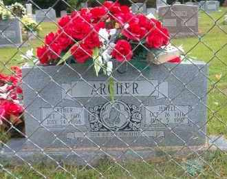 ARCHER, ARTHUR - Marion County, Arkansas | ARTHUR ARCHER - Arkansas Gravestone Photos