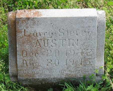 AUSTIN, LARRY STEVEN - Marion County, Arkansas | LARRY STEVEN AUSTIN - Arkansas Gravestone Photos