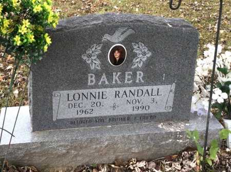 BAKER, LONNIE RANDALL - Marion County, Arkansas | LONNIE RANDALL BAKER - Arkansas Gravestone Photos