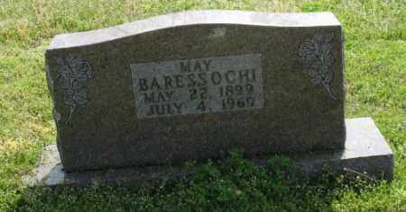 BARESSOCHI, MAY - Marion County, Arkansas | MAY BARESSOCHI - Arkansas Gravestone Photos