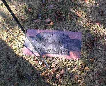 WOOTON BURCH, OLLIE - Marion County, Arkansas | OLLIE WOOTON BURCH - Arkansas Gravestone Photos
