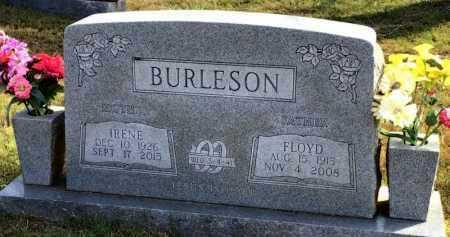 BURLESON, FLOYD - Marion County, Arkansas | FLOYD BURLESON - Arkansas Gravestone Photos