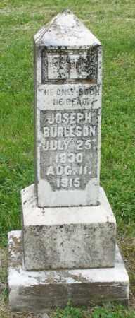 BURLESON, JOSEPH - Marion County, Arkansas | JOSEPH BURLESON - Arkansas Gravestone Photos