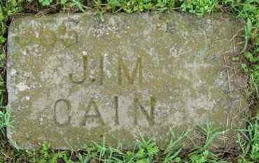 CAIN, JIM - Marion County, Arkansas | JIM CAIN - Arkansas Gravestone Photos