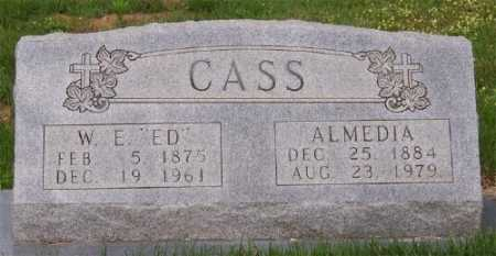 "CASS, WILLIAM EDGAR ""ED"" - Marion County, Arkansas 