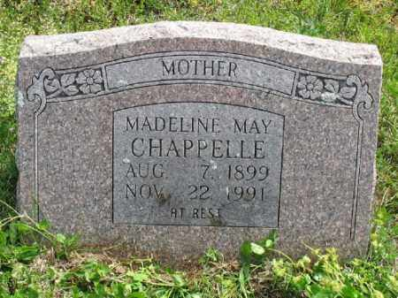CHAPPELLE, MADELINE MAY - Marion County, Arkansas | MADELINE MAY CHAPPELLE - Arkansas Gravestone Photos
