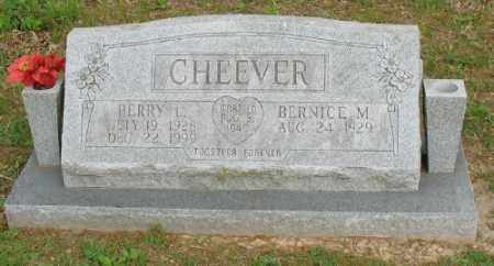 CHEEVER, PERRY L. - Marion County, Arkansas | PERRY L. CHEEVER - Arkansas Gravestone Photos