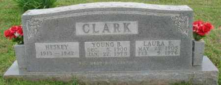 CLARK, HESKEY - Marion County, Arkansas | HESKEY CLARK - Arkansas Gravestone Photos