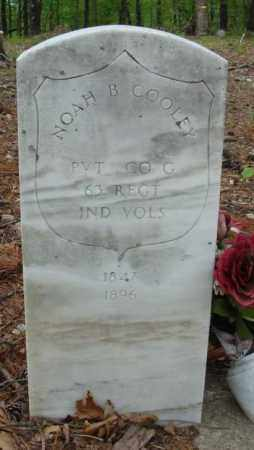 COOLEY (VETERAN UNION), NOAH B - Marion County, Arkansas | NOAH B COOLEY (VETERAN UNION) - Arkansas Gravestone Photos