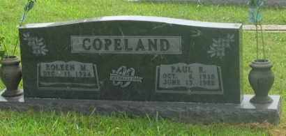 COPELAND, PAUL R. - Marion County, Arkansas | PAUL R. COPELAND - Arkansas Gravestone Photos