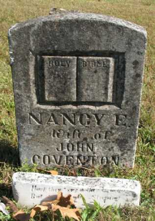 CHANDLER COVENTON, NANCY E. - Marion County, Arkansas | NANCY E. CHANDLER COVENTON - Arkansas Gravestone Photos