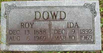 DOWD, ROY - Marion County, Arkansas | ROY DOWD - Arkansas Gravestone Photos