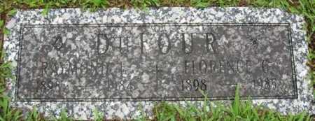 DUFOUR, FLORENCE C. - Marion County, Arkansas | FLORENCE C. DUFOUR - Arkansas Gravestone Photos