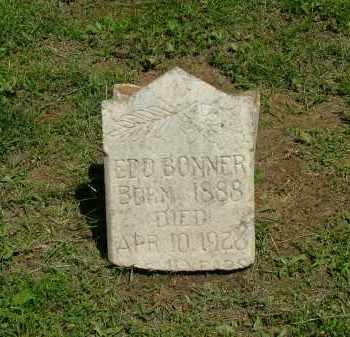 BONNER, EDD - Marion County, Arkansas | EDD BONNER - Arkansas Gravestone Photos