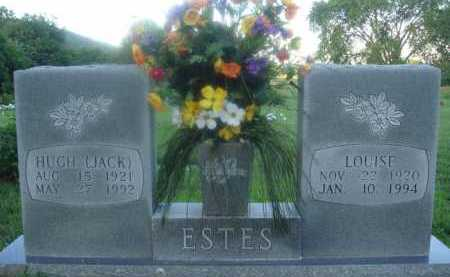 ESTES, LOUISE - Marion County, Arkansas | LOUISE ESTES - Arkansas Gravestone Photos