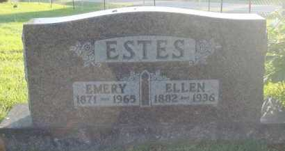 ESTES, EMERY - Marion County, Arkansas | EMERY ESTES - Arkansas Gravestone Photos
