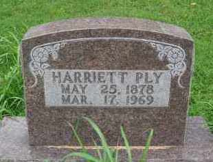 ESTES PLY, HARRIETT - Marion County, Arkansas | HARRIETT ESTES PLY - Arkansas Gravestone Photos