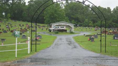 *FAIRVIEW CEMETERY FRONT GATE,  - Marion County, Arkansas |  *FAIRVIEW CEMETERY FRONT GATE - Arkansas Gravestone Photos