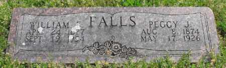 FALLS, PEGGY J. - Marion County, Arkansas | PEGGY J. FALLS - Arkansas Gravestone Photos