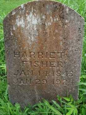 FISHER, HARRIET - Marion County, Arkansas | HARRIET FISHER - Arkansas Gravestone Photos
