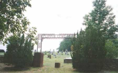 *FLIPPIN CEMETERY GATE,  - Marion County, Arkansas |  *FLIPPIN CEMETERY GATE - Arkansas Gravestone Photos