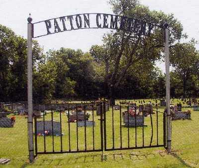 *PATTON CEMETERY GATE,  - Marion County, Arkansas |  *PATTON CEMETERY GATE - Arkansas Gravestone Photos