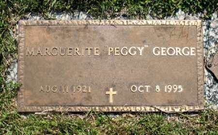 GEORGE, MAUGUERITE - Marion County, Arkansas | MAUGUERITE GEORGE - Arkansas Gravestone Photos