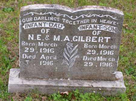 GILBERT, INFANT SON - Marion County, Arkansas | INFANT SON GILBERT - Arkansas Gravestone Photos