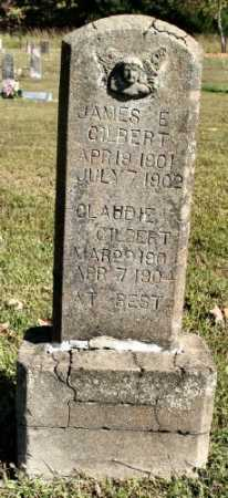 GILBERT, JAMES E. - Marion County, Arkansas | JAMES E. GILBERT - Arkansas Gravestone Photos