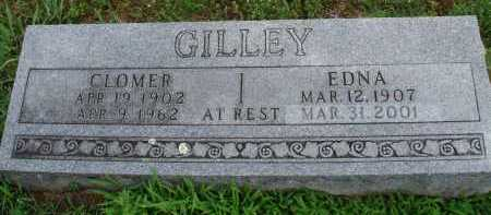 GILLEY, EDNA - Marion County, Arkansas | EDNA GILLEY - Arkansas Gravestone Photos
