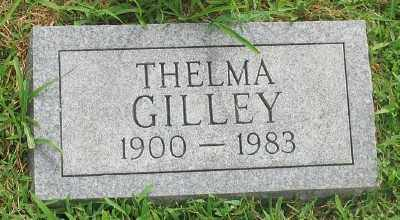 GILLEY, THELMA - Marion County, Arkansas | THELMA GILLEY - Arkansas Gravestone Photos