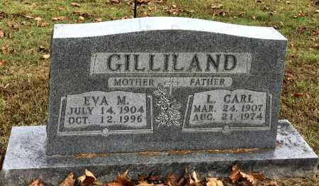 GILLILAND, L. CARL - Marion County, Arkansas | L. CARL GILLILAND - Arkansas Gravestone Photos