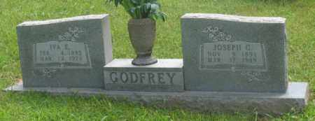 GODFREY, IVA E. - Marion County, Arkansas | IVA E. GODFREY - Arkansas Gravestone Photos