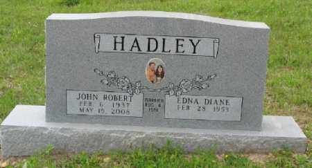 HADLEY, JOHN ROBERT - Marion County, Arkansas | JOHN ROBERT HADLEY - Arkansas Gravestone Photos