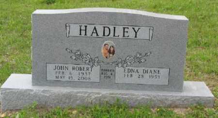 HADLEY, JOHN ROBERT - Marion County, Arkansas | JOHN ROBERT HADLEY - Arkansas Gravestone Photos