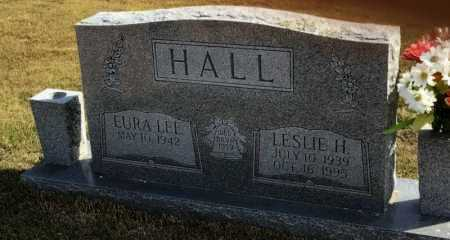 HALL, LESLIE H. - Marion County, Arkansas | LESLIE H. HALL - Arkansas Gravestone Photos