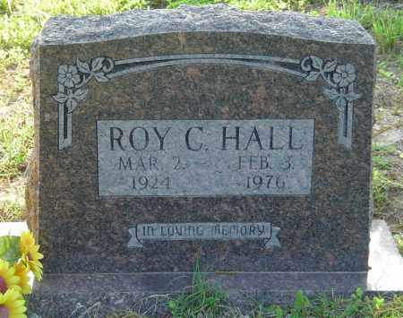 HALL, ROY C. - Marion County, Arkansas | ROY C. HALL - Arkansas Gravestone Photos