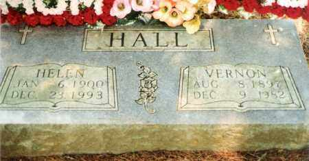 HALL, VERNON - Marion County, Arkansas | VERNON HALL - Arkansas Gravestone Photos