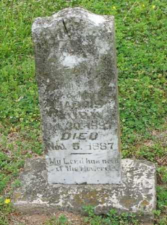 HARRIS, INFANT SON - Marion County, Arkansas | INFANT SON HARRIS - Arkansas Gravestone Photos