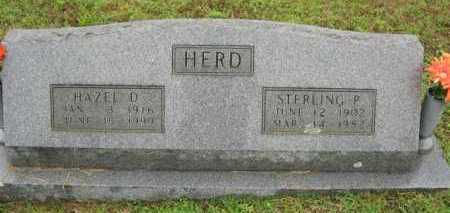 HERD, HAZEL D. - Marion County, Arkansas | HAZEL D. HERD - Arkansas Gravestone Photos