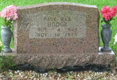 HODGE, PAUL MAX - Marion County, Arkansas | PAUL MAX HODGE - Arkansas Gravestone Photos