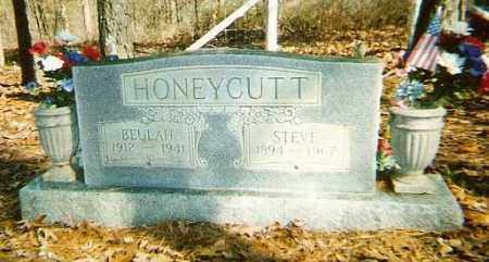 HONEYCUTT, STEVE - Marion County, Arkansas | STEVE HONEYCUTT - Arkansas Gravestone Photos