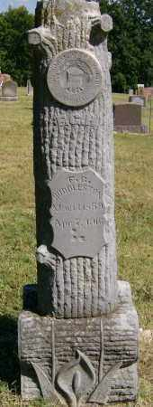 HUDDLESTON, F. G. - Marion County, Arkansas   F. G. HUDDLESTON - Arkansas Gravestone Photos