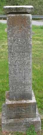 HUDSON, JOHN B. - Marion County, Arkansas | JOHN B. HUDSON - Arkansas Gravestone Photos